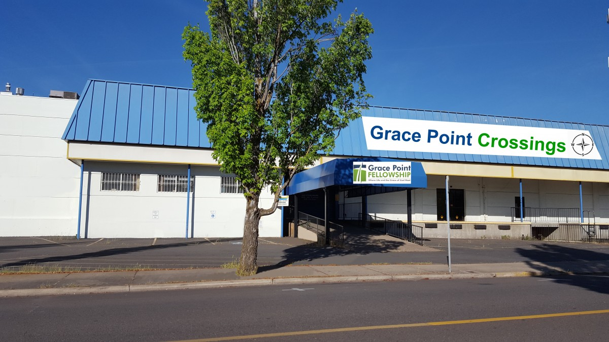 larson s building to be future home of grace point fellowship